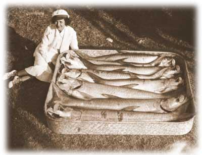 Tante Suzanne et ses sardines 1969